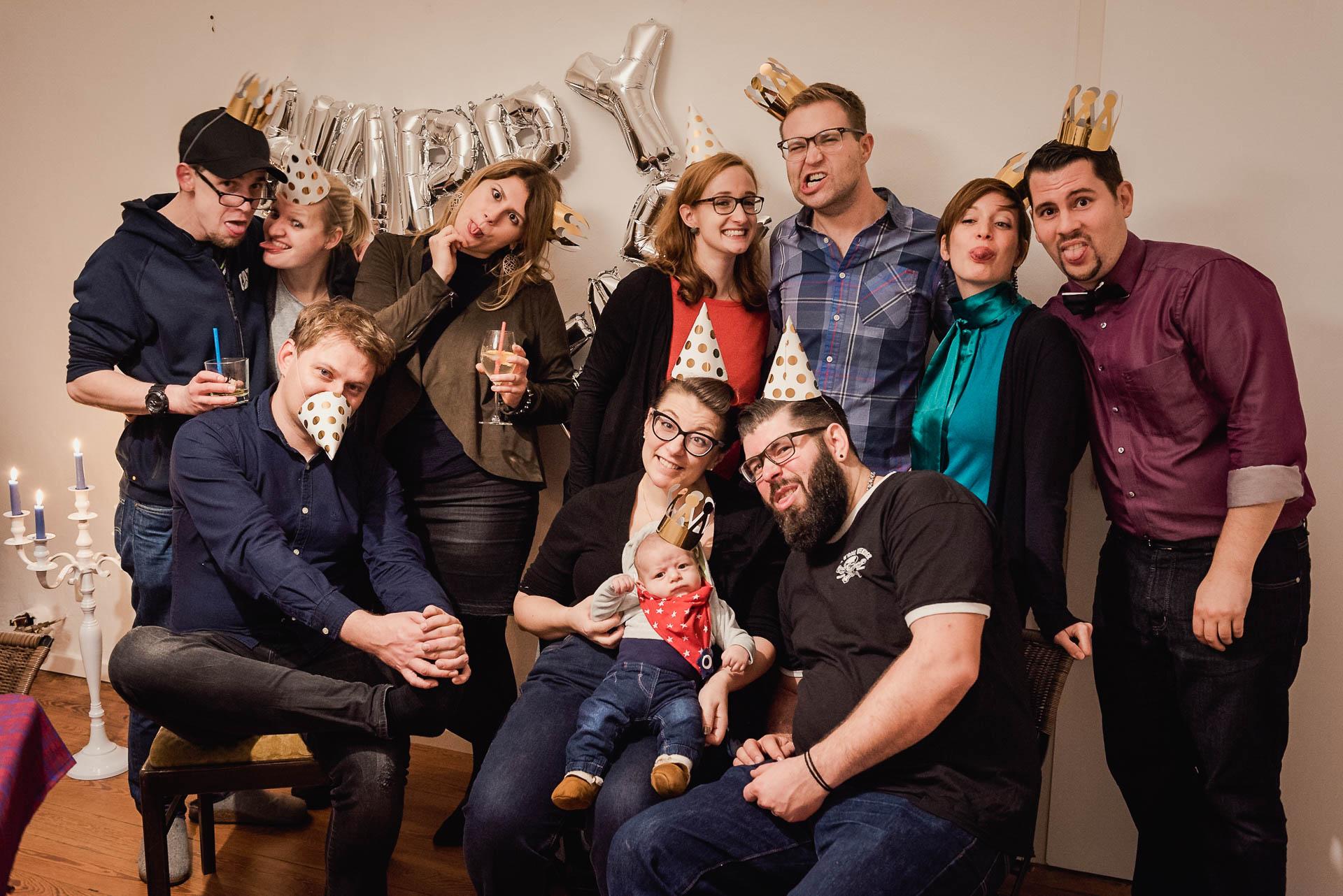 Die Partytruppe 2018