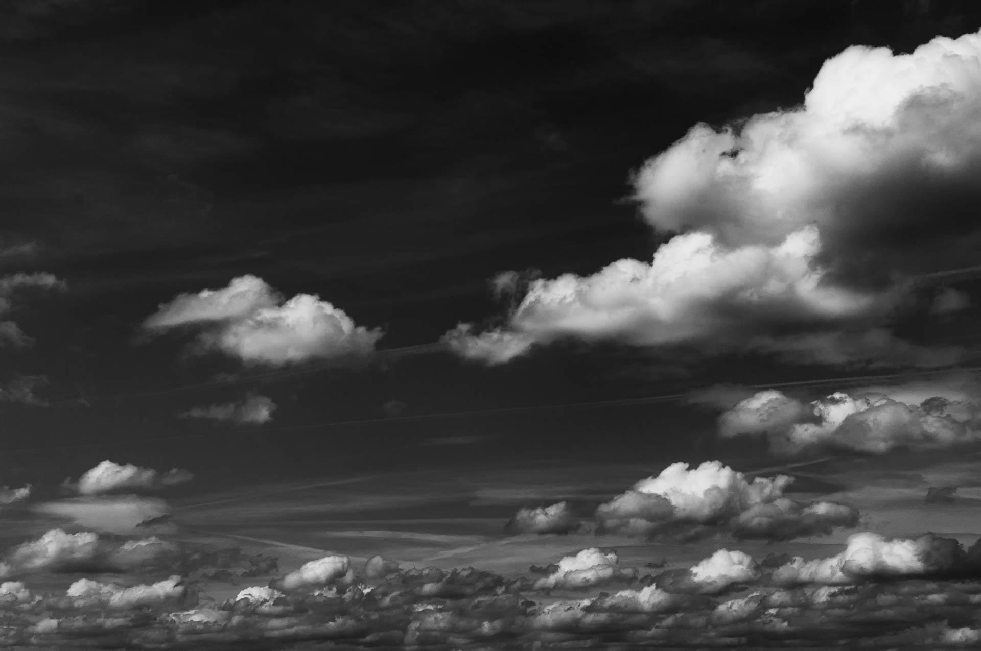 Nikon D300 - Wolkenbilder