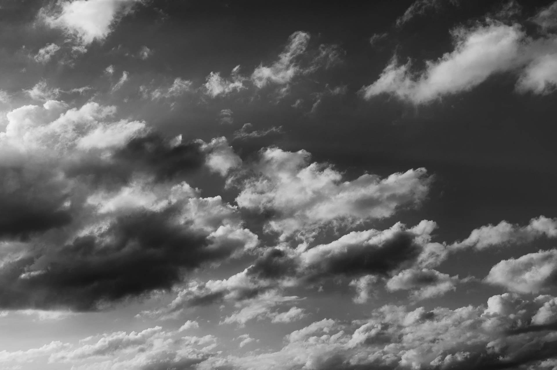 Nikon D300 - Wolken