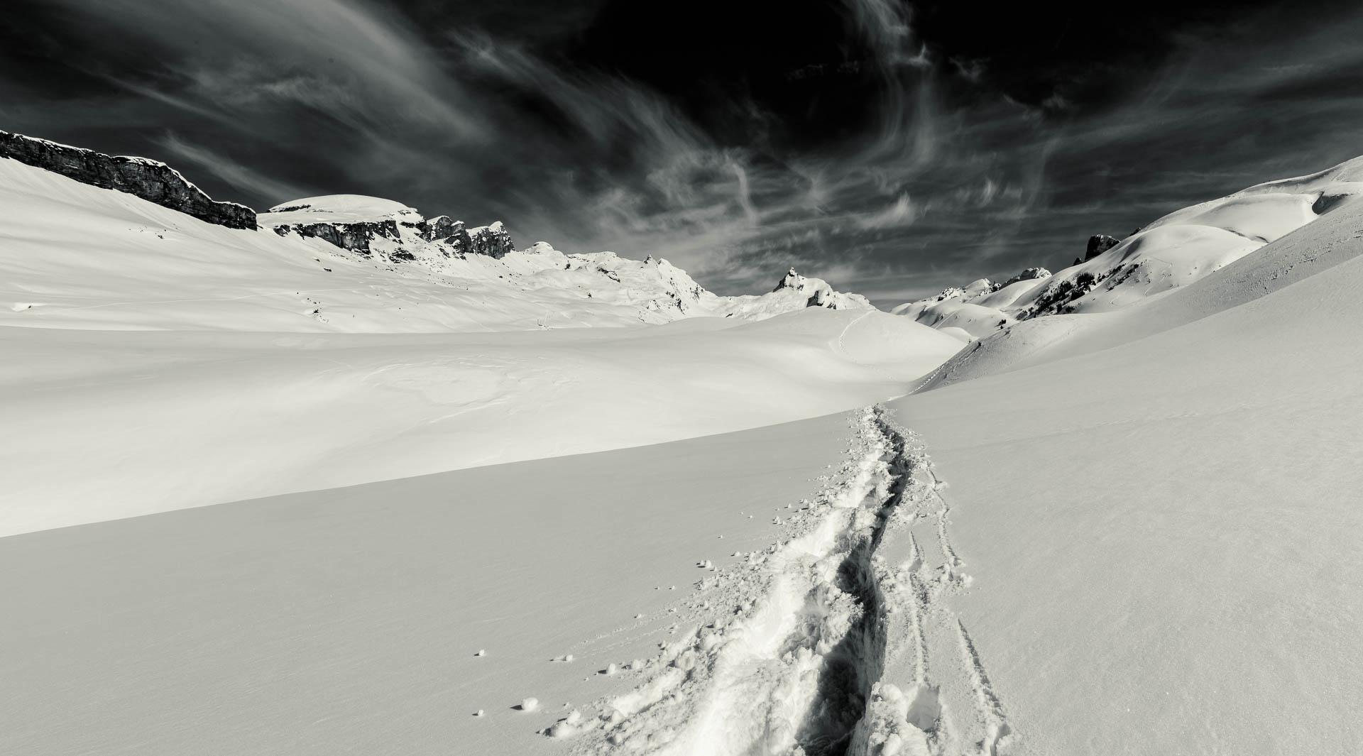 Wanderung am Engelberg Titlis
