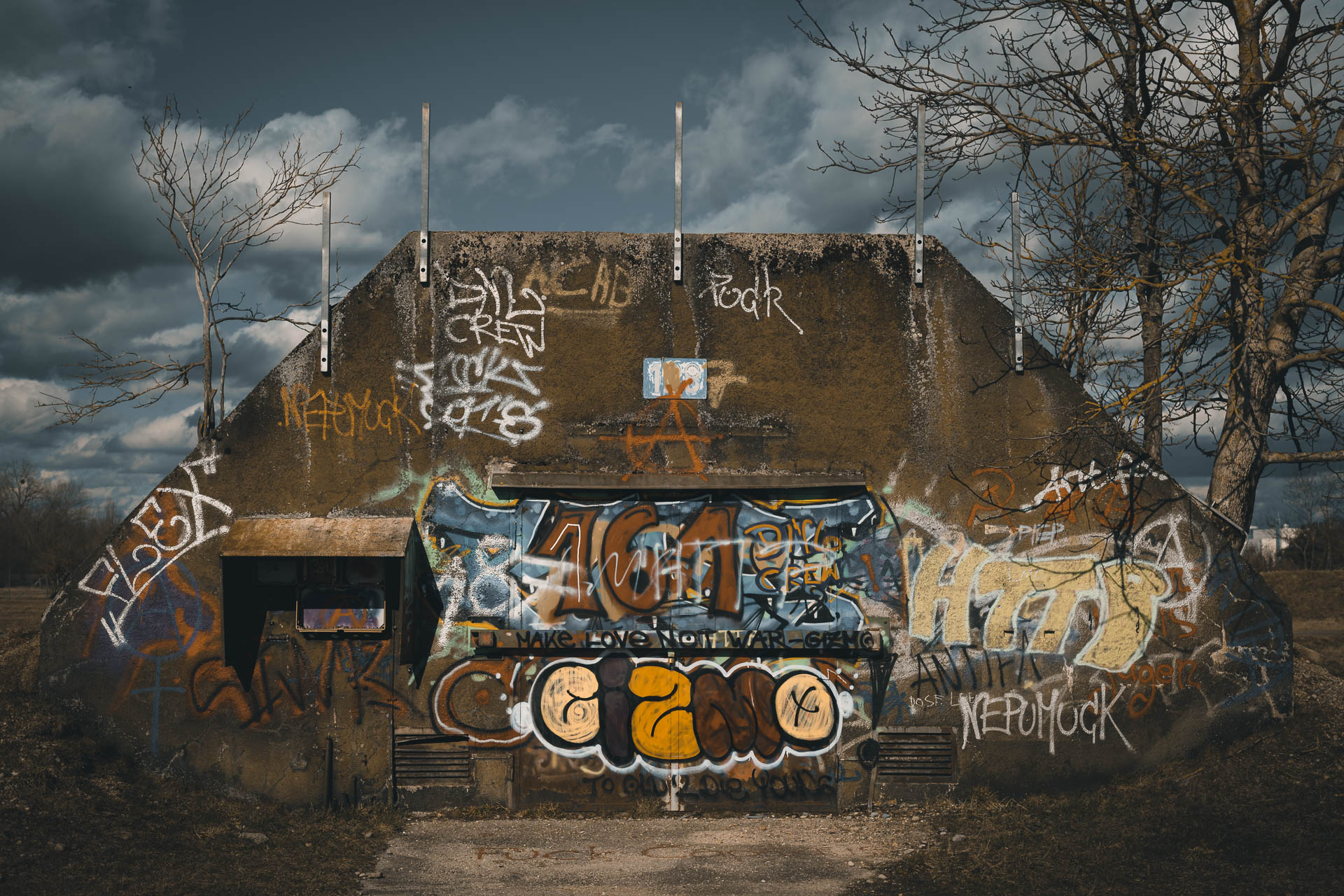 Bunkeranlagen Neubiberg